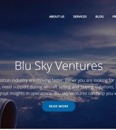 Blu Sky Ventures