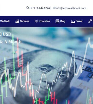 Tech Wealth Bank