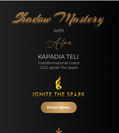 ShadowMastery – Ignite the Spark